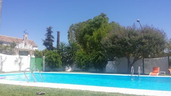Seville pool