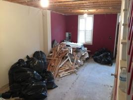 Interior Deomolition