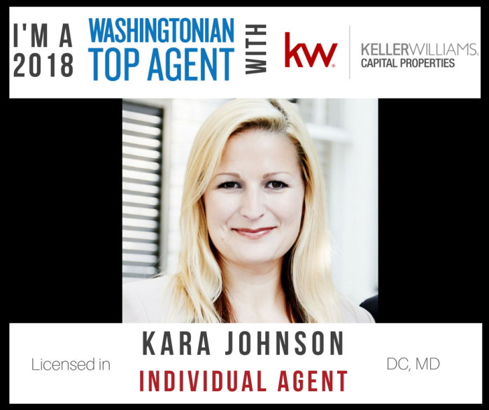 KaraJohnson KWCP Washingtonian announcement KWCP.png