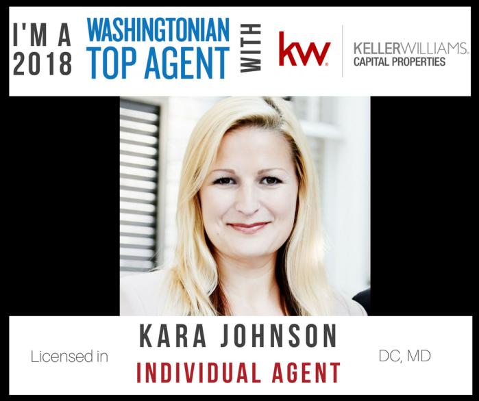 KaraJohnson KWCP Washingtonian announcement KWCP.png